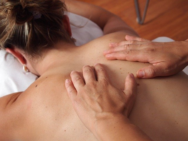 Massages are dehydrating